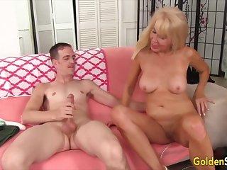 Wild Granny Orgy Compilation Part 2