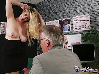 CumPerfection - Megan Clara Obese Tit Facial