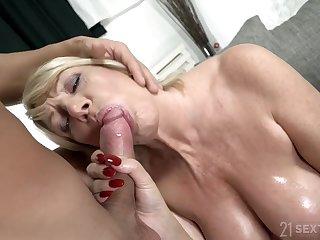 Rosemary - Busty Blonde Granny