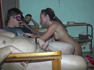 The Mobilize Of My Granny Fetish 0414