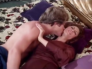 Charming beauty MILF retro jaw-dropping porn couple