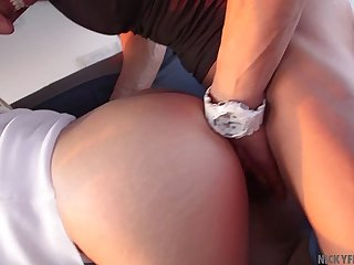 La Mexicana part I Super HOT Latina Materfamilias MILF Nicky Ferrari