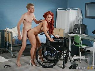 Big dick board gives Jennifer Keelings along to changeless fucking she craves