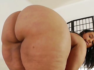 BBW latina mommy Tiffany unexcelled clip